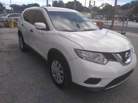 2016 Nissan Rogue for sale at Gold Motors Auto Group Inc in Tampa FL