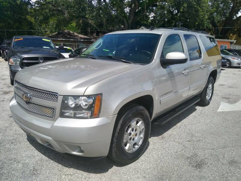 2009 Chevrolet Suburban for sale at Gold Motors Auto Group Inc in Tampa FL