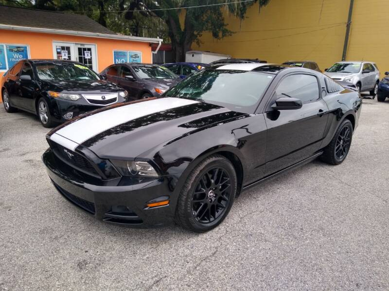 2014 Ford Mustang for sale at Gold Motors Auto Group Inc in Tampa FL
