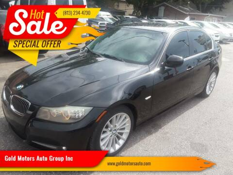 2011 BMW 3 Series for sale at Gold Motors Auto Group Inc in Tampa FL