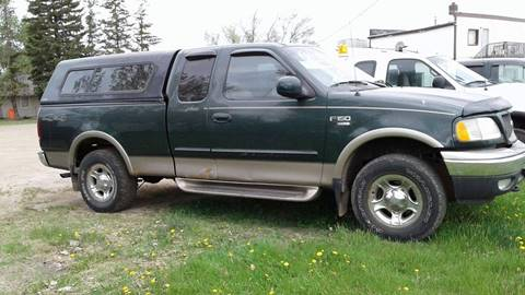 2001 Ford F-150 for sale in Minot, ND