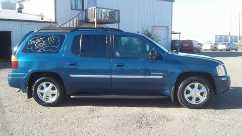 2006 GMC Envoy XL for sale at Ron Lowman Motors Minot in Minot ND