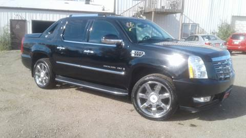 2008 Cadillac Escalade EXT for sale in Minot, ND