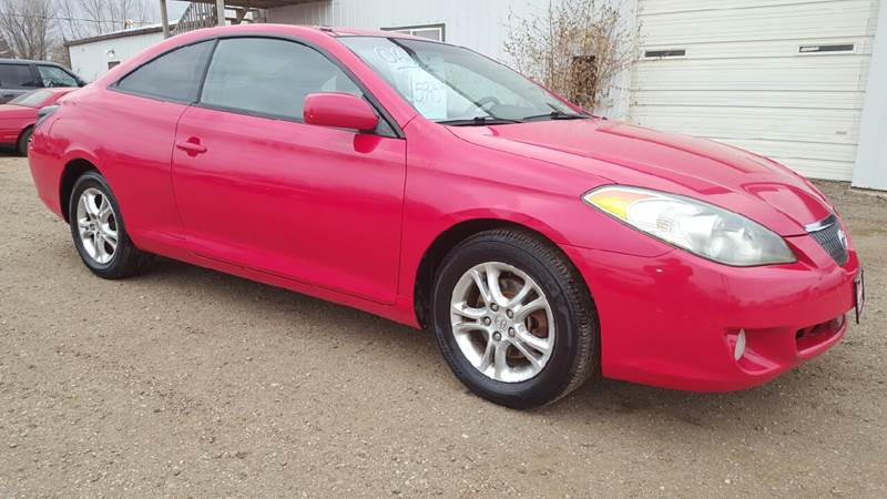 2006 Toyota Camry Solara SE 2dr Coupe W/Automatic   Minot ND