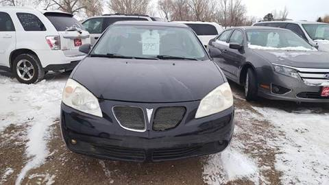 2005 Pontiac G6 for sale at Ron Lowman Motors Minot in Minot ND