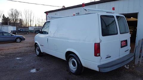 2000 Chevrolet Astro Cargo For Sale in Moncks Corner, SC ...