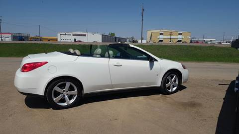 2008 Pontiac G6 for sale in Minot, ND