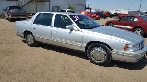 1999 Cadillac DeVille for sale at Ron Lowman Motors Minot in Minot ND