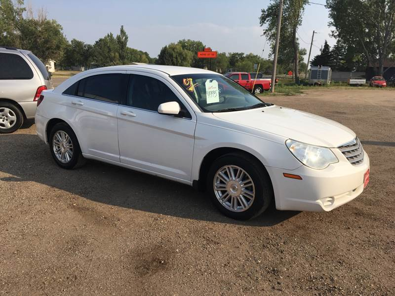 2007 Chrysler Sebring for sale at Ron Lowman Motors Minot in Minot ND