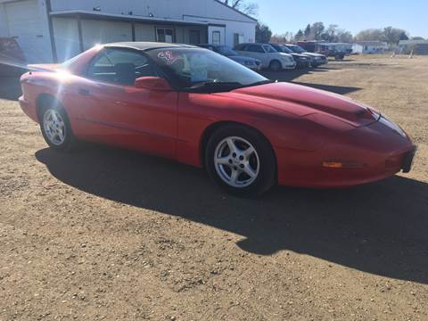 1997 Pontiac Firebird for sale in Minot, ND