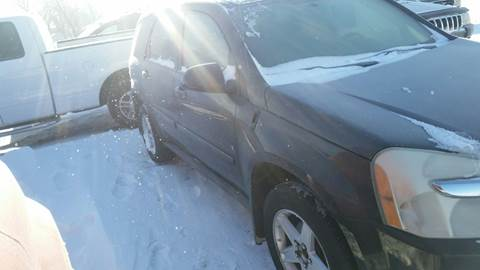 2006 Chevrolet Equinox for sale at Ron Lowman Motors Minot in Minot ND