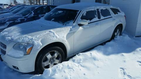 2006 Dodge Magnum for sale at Ron Lowman Motors Minot in Minot ND
