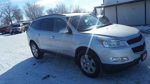 2009 Chevrolet Traverse for sale at Ron Lowman Motors Minot in Minot ND