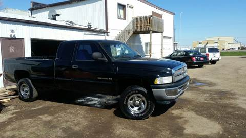 1998 Dodge Ram Pickup 1500 for sale at Ron Lowman Motors Minot in Minot ND