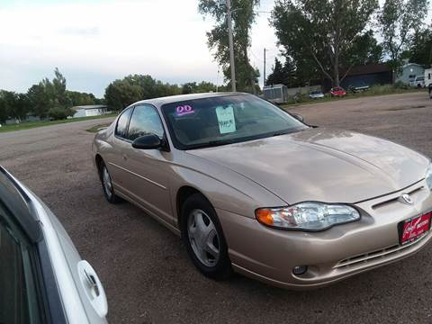 2000 Chevrolet Monte Carlo for sale in Minot, ND