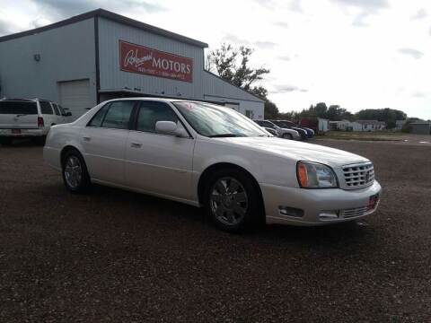 2003 Cadillac DeVille for sale at Ron Lowman Motors Minot in Minot ND