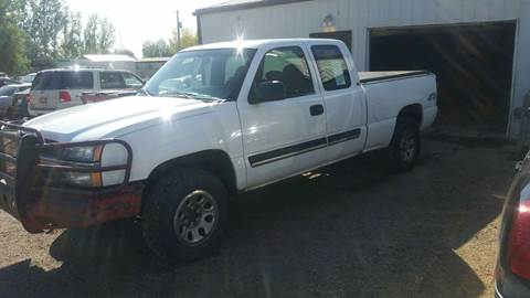 2005 Chevrolet Silverado 1500 for sale at Ron Lowman Motors Minot in Minot ND