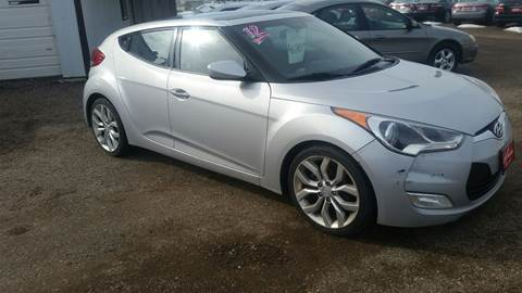 2012 Hyundai Veloster for sale in Minot, ND