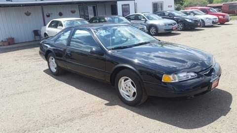 1997 Ford Thunderbird for sale at Ron Lowman Motors Minot in Minot ND