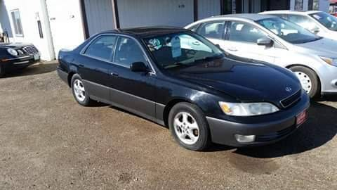 1999 Lexus ES 300 for sale at Ron Lowman Motors Minot in Minot ND