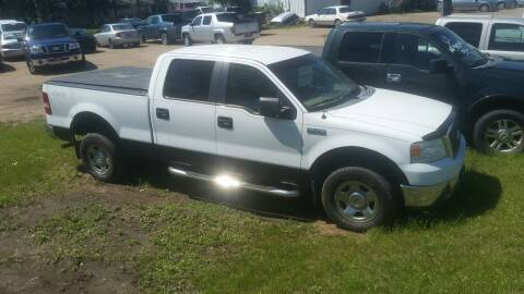 2007 Ford F-150 for sale at Ron Lowman Motors Minot in Minot ND