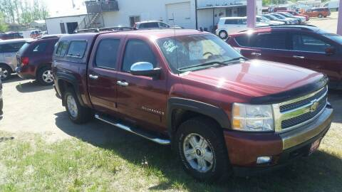 2008 Chevrolet Silverado 1500 for sale at Ron Lowman Motors Minot in Minot ND