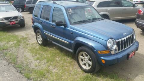 2006 Jeep Liberty for sale at Ron Lowman Motors Minot in Minot ND