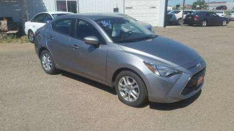 2016 Scion iA for sale at Ron Lowman Motors Minot in Minot ND