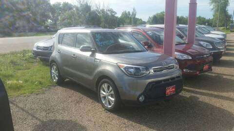 2016 Kia Soul for sale at Ron Lowman Motors Minot in Minot ND