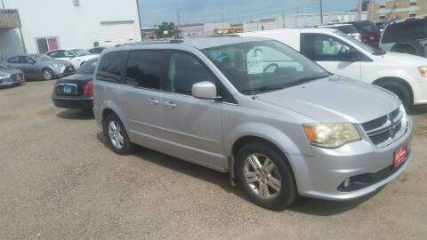 2012 Dodge Grand Caravan for sale at Ron Lowman Motors Minot in Minot ND