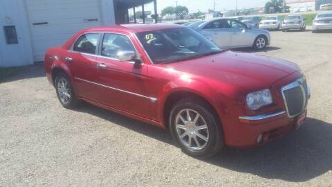 2007 Chrysler 300 for sale at Ron Lowman Motors Minot in Minot ND