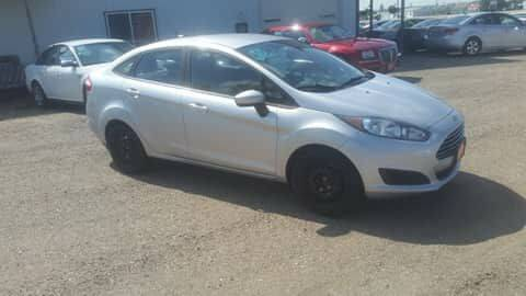 2015 Ford Fiesta for sale at Ron Lowman Motors Minot in Minot ND