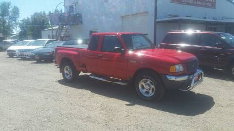 2001 Ford Ranger for sale at Ron Lowman Motors Minot in Minot ND