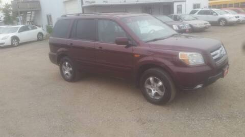 2008 Honda Pilot for sale at Ron Lowman Motors Minot in Minot ND