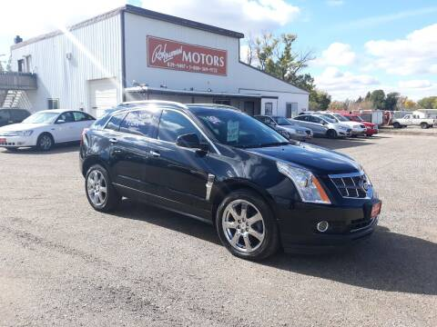 2010 Cadillac SRX for sale at Ron Lowman Motors Minot in Minot ND
