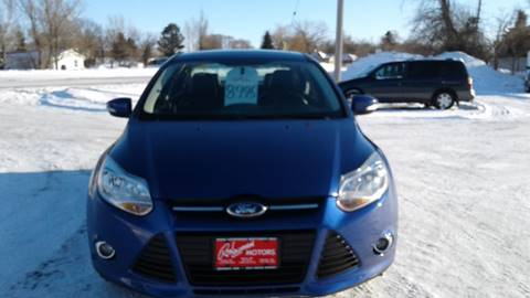 2013 Ford Focus for sale in Minot, ND