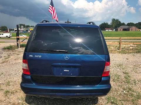 2002 Mercedes-Benz M-Class for sale in Gulfport, MS