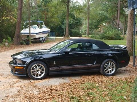 2007 Ford Shelby GT500 for sale in Gulfport, MS