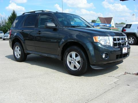 2009 Ford Escape for sale at EURO MOTORS AUTO DEALER INC in Champaign IL
