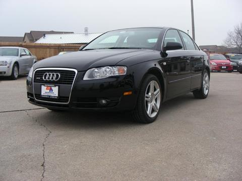 2007 Audi A4 for sale at EURO MOTORS AUTO DEALER INC in Champaign IL