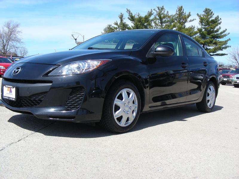 2013 Mazda MAZDA3 For Sale At EURO MOTORS AUTO DEALER INC In Champaign IL