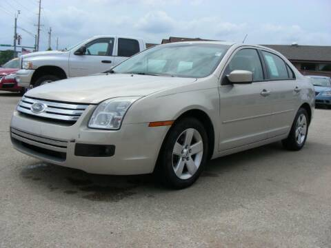 2009 Ford Fusion for sale at EURO MOTORS AUTO DEALER INC in Champaign IL