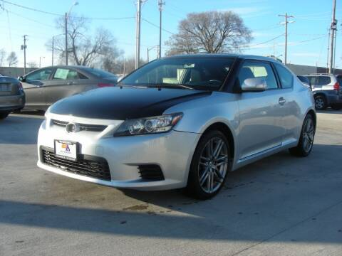 2012 Scion tC for sale at EURO MOTORS AUTO DEALER INC in Champaign IL