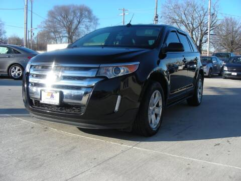 2013 Ford Edge for sale at EURO MOTORS AUTO DEALER INC in Champaign IL
