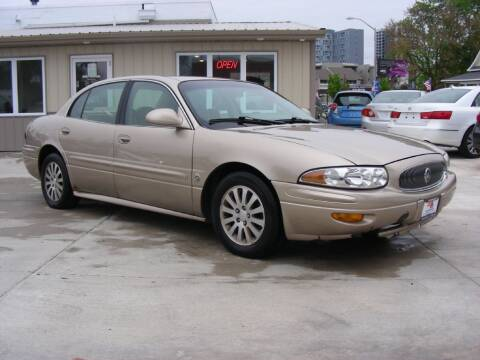 2005 Buick LeSabre for sale at EURO MOTORS AUTO DEALER INC in Champaign IL