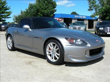 2005 Honda S2000 for sale at EURO MOTORS AUTO DEALER INC in Champaign IL