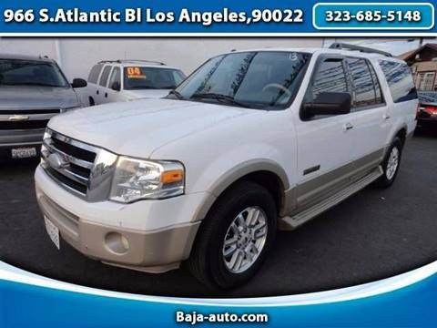 2007 Ford Expedition EL for sale in Los Angeles, CA