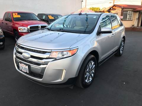 2013 Ford Edge for sale in Los Angeles, CA