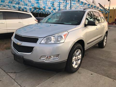 2011 Chevrolet Traverse for sale in Los Angeles, CA