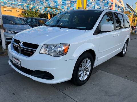 2014 Dodge Grand Caravan for sale at Plaza Auto Sales in Los Angeles CA